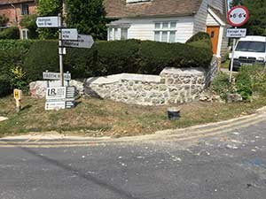 Ragstone-Wall-including-steeple_period-lime-mortar-work-Ashford-300