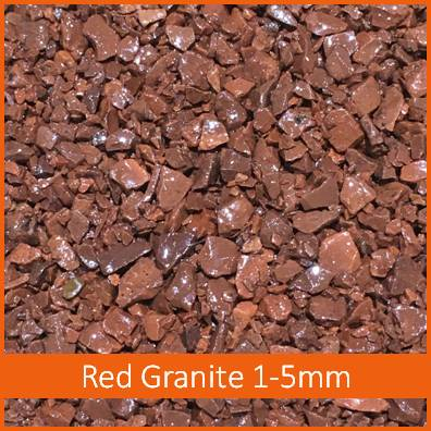 Resin Bonded Driveways Ashford Kent Red Granite
